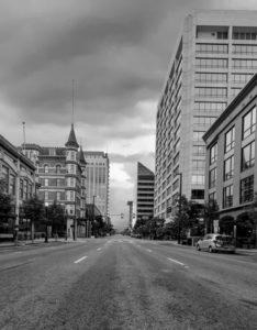 Downtown Boise, Odaho